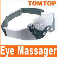 Wholesale Magnetic Eye Care Massager Electric Alleviate Fatigue Healthy Forehead medical health care H374