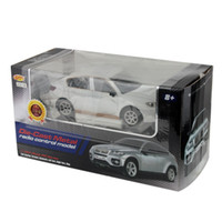 Wholesale New Toy BMW X6 Die cast Metal Car Model w Radio Remote Control Full Function