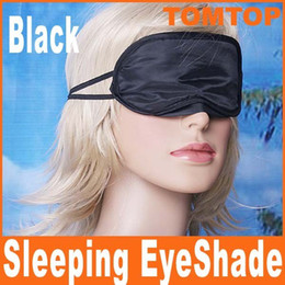 Wholesale Eye Mask Shade Nap Cover Blindfold Sleeping Travel Rest H1996