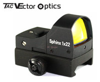 Rifle Scopes   Free S&H Vector Optics Mini 1x22 Auto Brightness Sense Mini Reflexible Red Dot Rifle Scope Sight