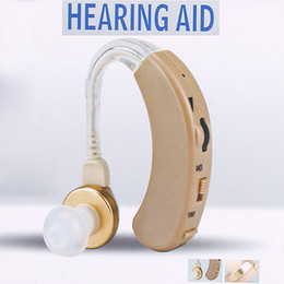 Wholesale Best Sound Amplifier Volume Adjustable Hearing Aid H4187