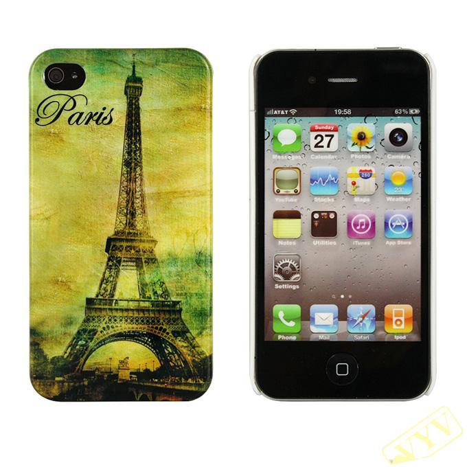 france paris eiffel tower case cover for 4g mobile phone case phone accessories obdsells cell. Black Bedroom Furniture Sets. Home Design Ideas