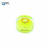 Wholesale 15MM MM Circular level Spirit Levels Bubble Level gradienter bullseye Level