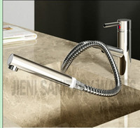 Wholesale Kitchen Faucet Pull Out Hand held Shower Mixer Tap
