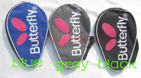 Wholesale in stock table tennis bag butterfly table tennis racquet cover T T pingpong cover
