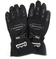 Wholesale Black Tanked Motocross Motorcycle Gloves Racing Gloves Bike Glove Cycling Gloves glove
