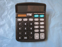 Wholesale Solar Power Electronic Office Calculator AB502