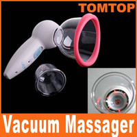 Vacuum Massager   Celluless Rechargeable Vacuum Beauty & Body Treatment Massager (US Plug) H4659