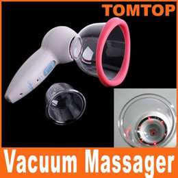 Wholesale Celluless Rechargeable Vacuum Beauty amp Body Treatment Massager US Plug H4659