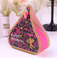 Wholesale 2012 Candy Bags Candy Boxes candy box Candy Wraps Favor Holders can drop shipping CG31X