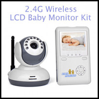Wholesale 2 Inch2 GHz CH Two Way Audio Wireless Night Vision Baby Monitor