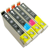 Wholesale 4pk ink cartridge for EPSON ME33 ME330 ME620F black T1411