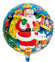 Wholesale Aluminium quot Balloon FOIL BALLOONS Christmas Balloons Party balloons Holiday balloons