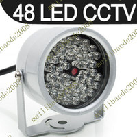 Wholesale 5pcs B92 LED illuminator light CCTV IR Infrared Night Vision