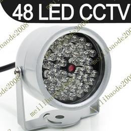 Wholesale 5pcs B92 LED illuminator light CCTV IR Infrared Night Vision