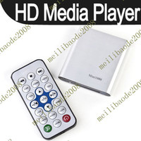 Wholesale 2pcs B93 P HDMI SD USB HD Mini Media Player MKV RM RMVB