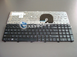 Wholesale Original New For HP Black for Pavilion DV7 US Laptop Keyboard NSK HJ0US