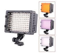 CN-126 126 LED lumière vidéo caméra lumière éclairage pour caméscope DV caméra éclairage 5400K