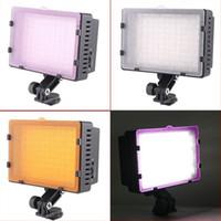 6pcs* CN-126 126 LED Lumière Vidéo Appareil photo de lumières pour Caméscope DV lumière de la Caméra 5400K