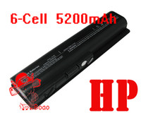 Wholesale 5200mAh Battery for HP Pavilion DV4 DV5 DV6