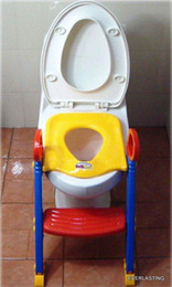 Wholesale 1pcs Regis Toilet Trainer Kids Toilet Training Seat Children s Toiler Trainer Step