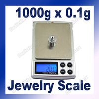 Wholesale 1000 x Gram Digital Pocket Scale Jewelry Scale Balance Adeal