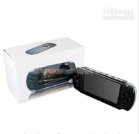 Wholesale top MP5 Game Player Free Games MP4 Camera FM TV OUT Video Games Player Gift p
