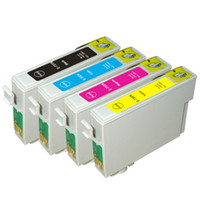 Wholesale 4pk ink cartridge for EPSON CX5500 CX5900 CX6900F CX9300F T0731