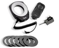 Wholesale 12pcs Ring48 Macro LED Ring LED Video Lights Flash Light For Canon Nikon Olympus Macro Ring