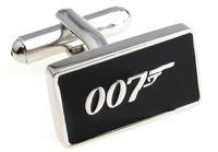 Wholesale 007 Series Cufflinks men s cuff links