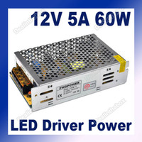 Wholesale 12V A W Switch Power Supply Driver For LED Strip light Display V