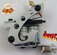 Other Material Machine tattoo machine hand made - 4pcs Tattoo Machine Gun Top Hand Made Tattoo Machine E32 Tattoo Supplies