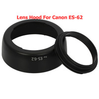 Wholesale 50MM Lens Hood For Canon Camera ES EOS EF f II D1D09