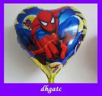 Wholesale cartoon Balloon aluminum blowing balloon for christmas decoration party supplies foil balloon kids toys