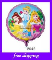 aluminium or aluminum - lovely Balloon aluminum blowing balloon for christmas decoration or party supplies kids toys balloon