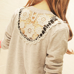 Wholesale Cardigan sweaters long sleeved cardigan sweater hollow lady s sweater woman s sweater colors