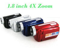 Wholesale 50pcs LED FLASH LIGHT CAMERA Digital Video Camcorder TFT LCD x Zoom MP DV139 factory price