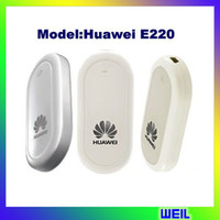 Wholesale E220 HSDPA USB Modem G Model hot sale Huaweil G Moden E220 WEIL