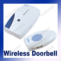 Wholesale New Wireless Doorbell Remote Control Musical Tunes