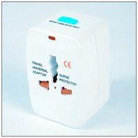Wholesale International travel adaptor Plug Adapter AU UK US EU with retail package worldwide
