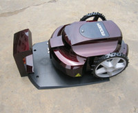 Wholesale New products Robot Garden Tool Automatic mower Lawn mower Grass cutter CE amp ROHS