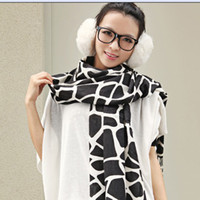 Wholesale fashion scarf for lady s high quality