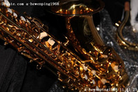 Wholesale New brand Dave The First Step Series new Tenor Saxophone Saxophone Sax With Case VOS