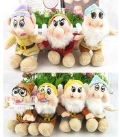 Wholesale New brand set Zwerge plush doll Toys kids toys cartoon plush doll