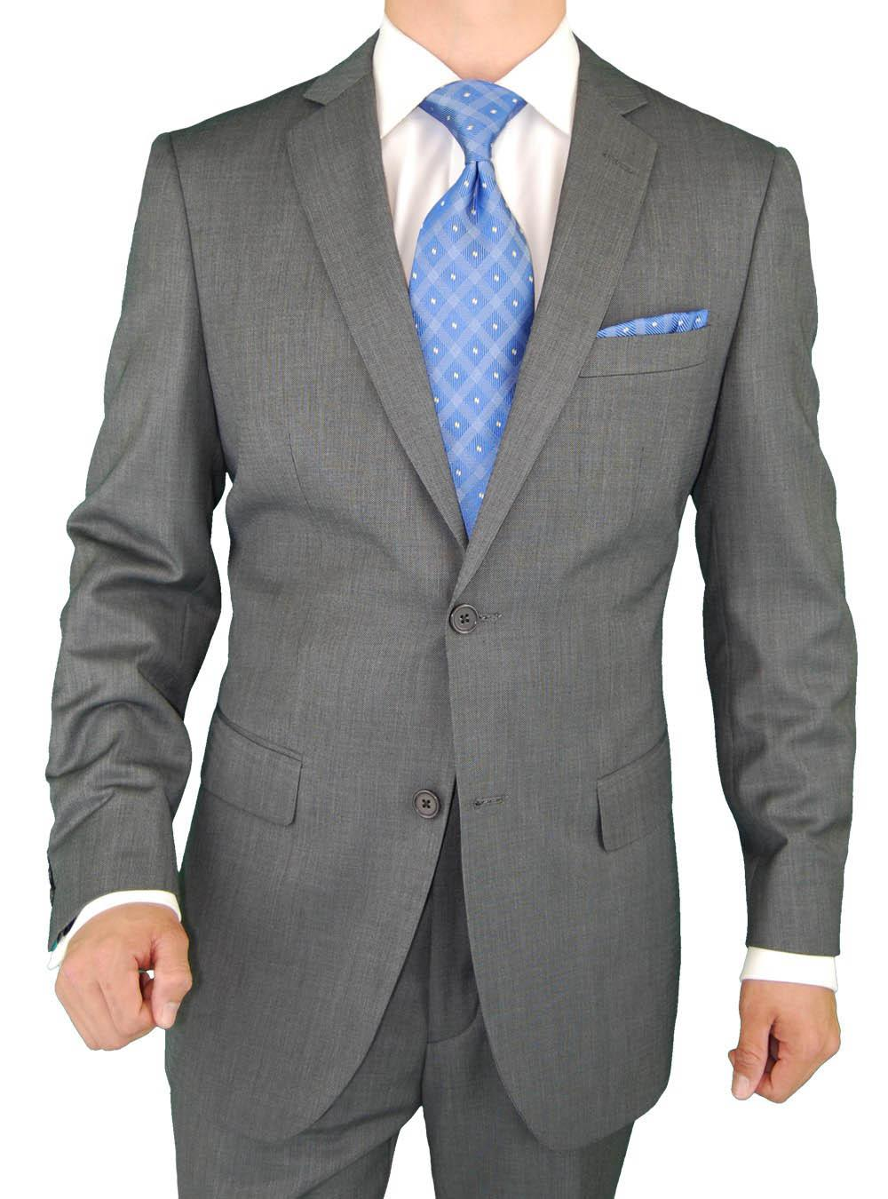 Slim Fit Suit Suitable for Any Occasions Modern Fit 2 Button Mens ...