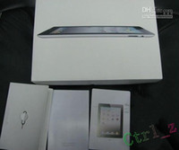 Wholesale Empty Box Only Boxes Black or White colors for ipad2 GB GB GB WIFI G US
