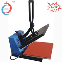 Wholesale T shirts Sublimation Printing Power Store Heat Press Machine CM TRANSFER MACHINE PRESS MACHINE