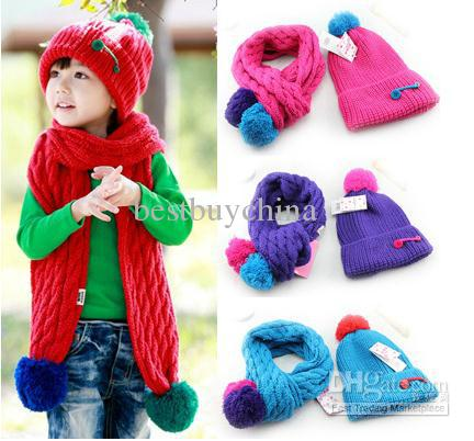 Knitting Patterns for Children's Hats. Directory of Knitting