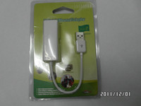 Wholesale USB to RJ45 Lan Ethernet Adapter Mb Adapter for macbook air pro Win7