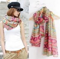 Wholesale new cotton scarves Cashmere scarf leopard Ponchos wraps shawl YHX870D